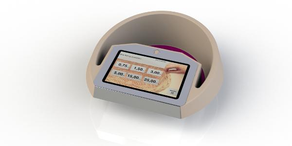 Bargeldlose Kollekte Pax-Bank testet den digitalen Klingelbeutel - Foto: ©Performance GmbH