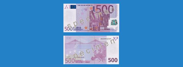 Wann Werden Die 500 Euro Scheine UngГјltig?