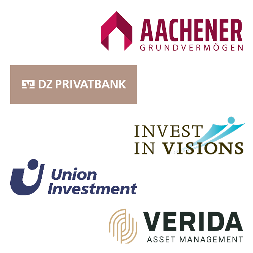 Unsere Partner im Asset Management